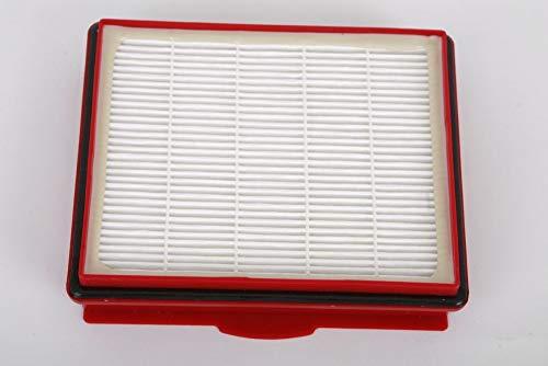 Hochwertiger Hepafilter H12 passend für Electrolux Lux 1, Lux 1 Classic, Lux 1 Royal, Lux D 820 - Ersatz für Original HEPA Filter Lux 1 105015801 Staubcontainer