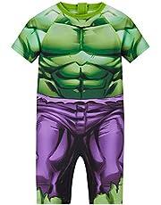 Spiderman en Hulk zwemkostuum, jongens badpak 18 maanden-8 jaar, kinderen wetsuit