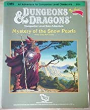 Mystery of the Snow Pearls (Dungeons & Dragons Module CM5)