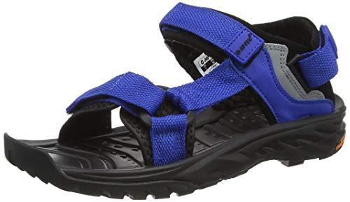 Hi-Tec Ula Raft Jr, Sandlai Sportivi Uomo, Blu (Cobalt/Black 021), 36 EU