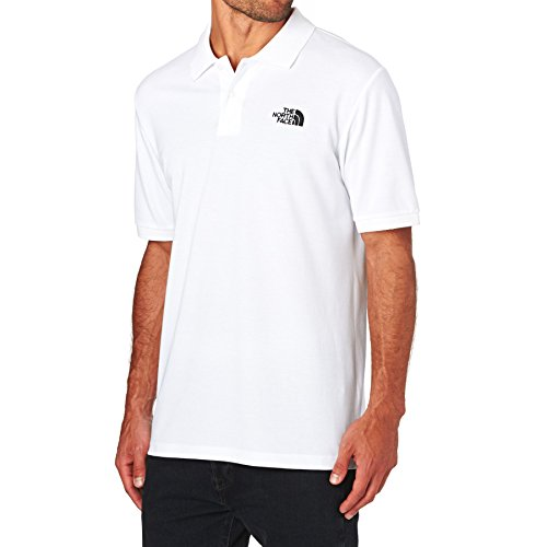 The North Face T0CG71TLB. XL Polo Homme Blanc FR : XL (Taille Fabricant : XL)
