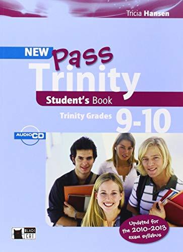 New Pass Trinity 9-10. Student's Book: Student's book + audio CD Grades 9-10 (Examinations)