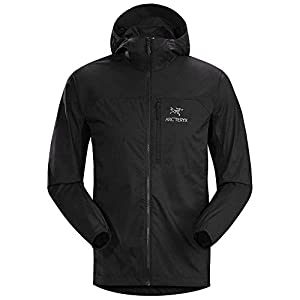 [アークテリクス] メンズジャケット Squamish Jackets Black M 25172-blk-m ブラック サイズ M [並行輸入品]