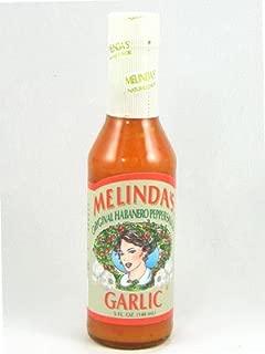 Best melinda's garlic habanero hot sauce Reviews