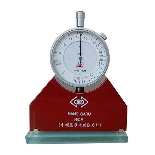 DiLiBee Siebdruck Newton Tension Meter 7-36N Fit Druck Zugprüfmaschine schnell