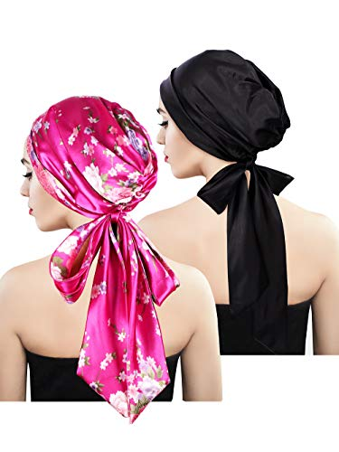 Gamer Mode On Womens Square Polyester Satin Neck Head Scarf Scarves Set