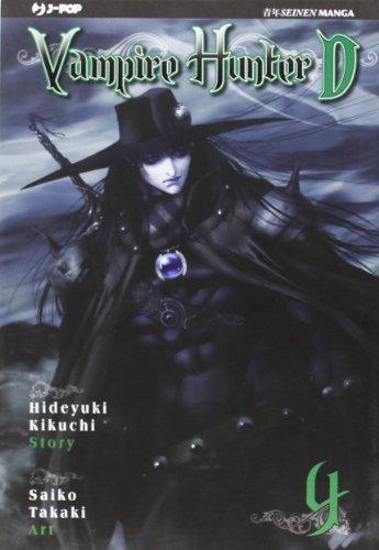 Vampire hunter D (Vol. 4)