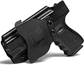 Concealment Express OWB Paddle KYDEX Holster fits Ruger LCP II | Right | Black