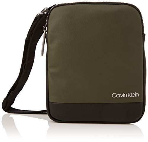 Calvin Klein Herren Crossovers, dark olive, One Size
