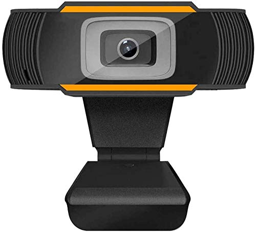 Webcam 1080 HP Auto Focus USB Streaming Camera with Microphone for PC Laptop Desktop Mac Video Calling Conferencing Recording Live Streaming