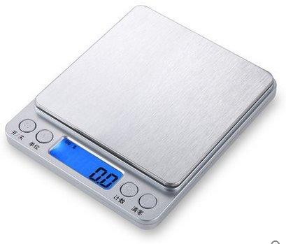 La précision de la balance de cuisine 01 g de boulangerie G appelé les bijoux de balance électronique de 001 g de petits produits de boulangerie balance de pesage