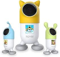 ROYBI Robot | Il Robot educativo Intelligente AI per Bambini di età Compresa tra 3 e 7 Anni | Giocattolo didattico STEM...
