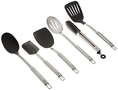 HENCKELS J.A International Cooking Kitchen Tool Set, 6-pc, Stainless Steel