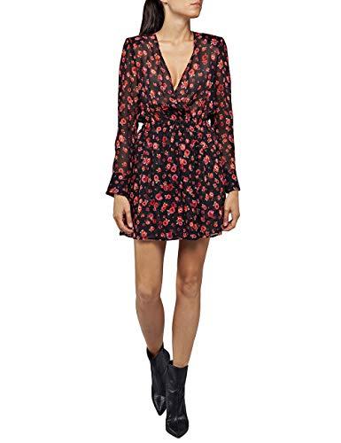 REPLAY W9614 .000.72084 Vestido  Multicolor (Multicolor 010)  X-Large para Mujer