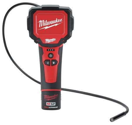 Milwaukee 2314-21 M-Spector 360 Cordless Digital Inspection Camera