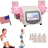 vinmax Fat Burning,650nm Lipo Low Laser Diode Cold Laser Body Slimming Fat Burning Equipment(Shipping from USA)
