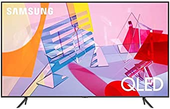 """Samsung QN50Q60TA 50"""" Ultra High Definition 4K Quantum HDR Smart QLED TV with an Additional 1 Year Coverage by Epic Protec..."""