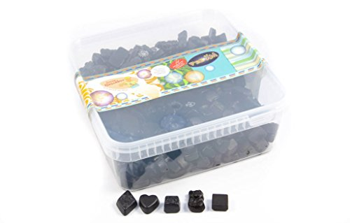 Deine Naschbox - Zuckerfreie Lakritz Naschbox - 5 Sorten - 1kg