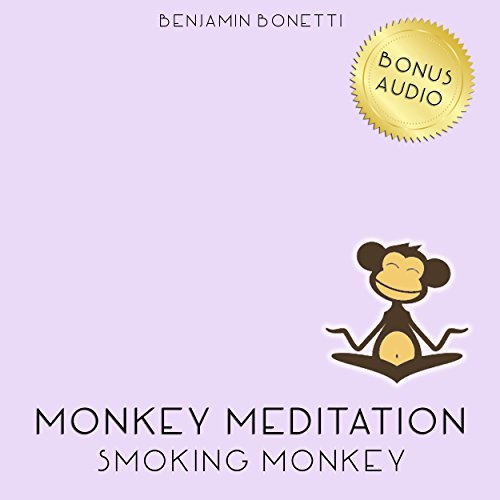 Smoking Monkey Meditation – Meditation For Stopping Smoking cover art