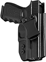 Concealment Express IWB KYDEX Holster fits SCCY CPX-1 / CPX-2 | Right | Black