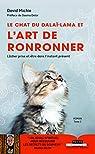 Le chat du Dalaï Lama et l'art de ronronner par Michie