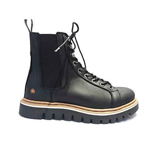 art Unisex-Erwachsene Toronto Klassische Stiefel, Schwarz (Black Black), 39 EU