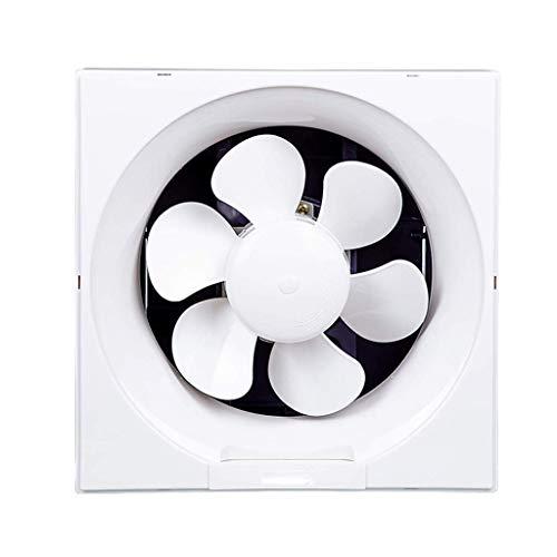 MHRCJ Ventilador de ventilación de bajo Ruido de baño Cocina Fuerte ventilación de Escape Silencio Inicio Ventilador de Techo (Size : Medium)
