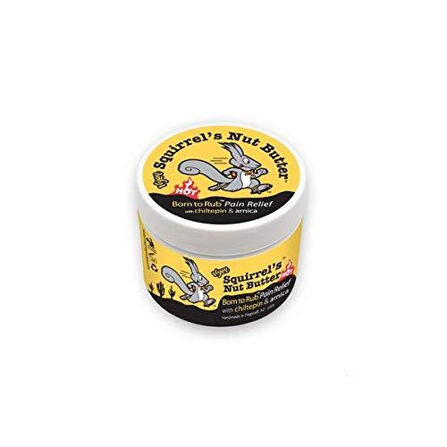 Squirrel's Nut Butter Born to Rub 57 g Schmerzlinderung Salbe