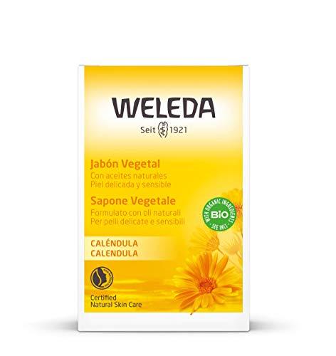 Weleda Calendula-Pflanzenseife, 100 g