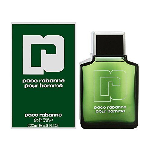 PACO RABANNE - PACO RABANNE HOMME eau de toilette spray 200 ml