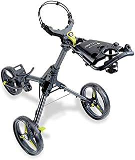 Sponsored Ad - Motocaddy Cube 3 Wheel Golf Push Cart Lightweight Compact Two-Step Folding Golf Cart