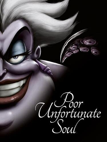LITTLE MERMAID: Poor Unfortunate Soul