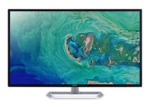 Acer EB1 (EB321HQUC) 80 cm (31,5 Zoll) IPS Monitor (DVI DL, HDMI, Displayport, WQHD 2.560 x 1.440, 4ms, 300 Nits)
