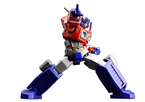[Amazon.co.jp Limited] Legacy OF Revoltech Transformers Optimus Prime LR-008 (ABS & PVC painted action figure / original sticker)