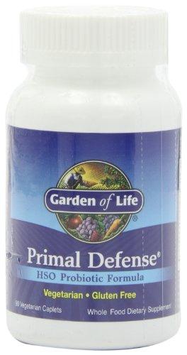 Garden of Life Primal Defensa, Casquillos - 90 Vcaps 140 g