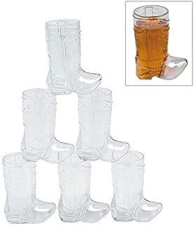 Best boot cups cowboy party Reviews