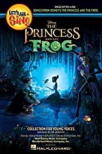 Let's All Sing Songs from Disney's The Princess and the Frog