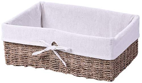 cesta seagrass fabricante Vintiquewise