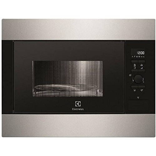 Electrolux ems26004ox–Mikrowelle (1300W, 594mm, 459mm, 437mm, 230V, 16A, 660x 535x 525mm) Edelstahl