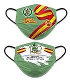 Pack 2 ud. Accesorio Facial Reversible Legión Española Nivel 3. No homologada. 2-30654