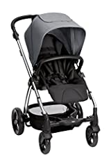 Reversible seat : choose to face them towards you or where you?re going. Sitting or napping : multi-position seat recline to allow fully flat naps from birth. Easy rider : keeps journeys super-smooth with suspension front and back. Light and compact ...