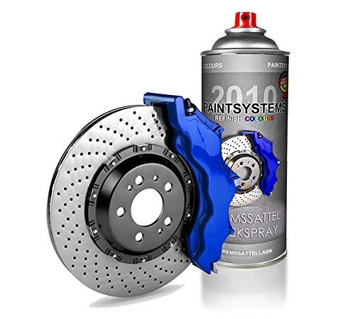 PAINTSYSTEMS REFINISH COLOURS 400ml Bremssattel Lackspray Autolack Spraydose - blau