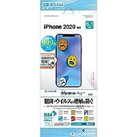 ラスタバナナ iPhone12 12 Pro 6.1インチ フィルム 全面保護 抗菌 抗ウイルス 高光沢 アイフォン 液晶保護 HP2560IP061