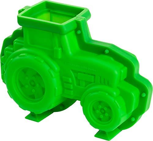 Birkmann 211834 Vollbackform Kalle, der Traktor, 25 x 15 x 10 cm (L x H x B)