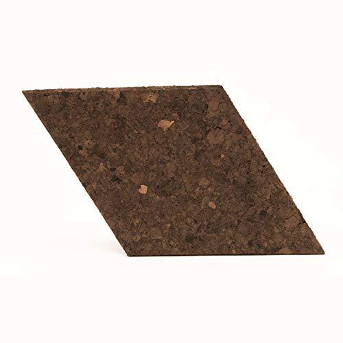 Biosughero Anschlagtafel aus Kork (Maße 300 x 175 mm, Dicke 8 mm)
