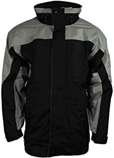 Rivers' End Mens 3/4 Length 3-in-1 Jacket Outdoor Outerwear Jacket,