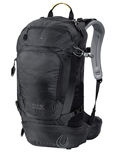 Jack Wolfskin Satellite 24 Pack Wandern Outdoor Trekking Rucksack, Phantom, ONE Size