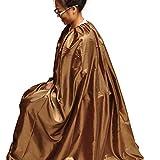 Yoni Steam Gown, Sauna Steam Cloak, Full Body Covering Bath Robe, Soft Fabric Waterproof Yoni Steam Gown Spa Fumigation Bath Robe Sauna Sweating Tool