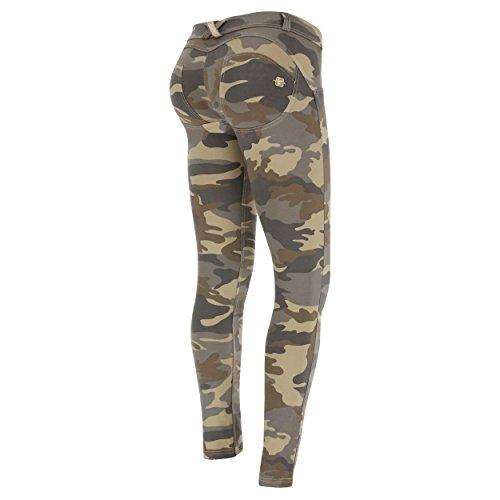 Freddy WR.UP® Super Skinny Taille Regular aus gefärbter Baumwolle, Skinny M