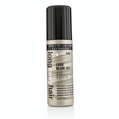 Sexy Hair Concepts – Long Sexy Hair Luxe Blow Out Soft Gentle Blow Dry Spray 125 ml/4.2oz